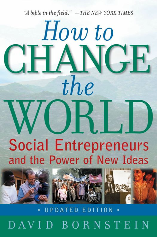 How to Change the World cover